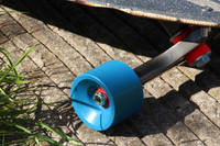 Motorway Blue Pigmented Skateboard Wheel Thumbnail